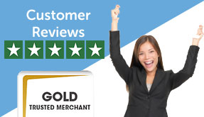 Customer reviews for lever on backplate door handles
