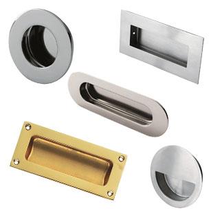 sliding door handles