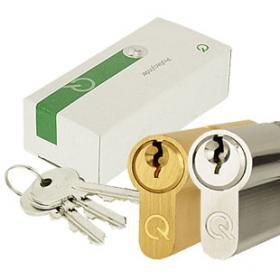 Euro Lock Cylinder BS 6 Pin
