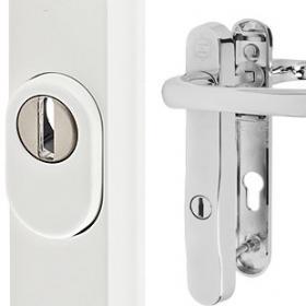 uPVC Security Door Handles