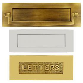 Letter Plates