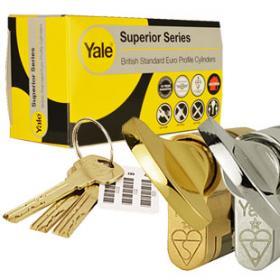 Yale 1* Thumbturn Cylinders