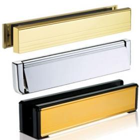 uPVC Door Letterboxes