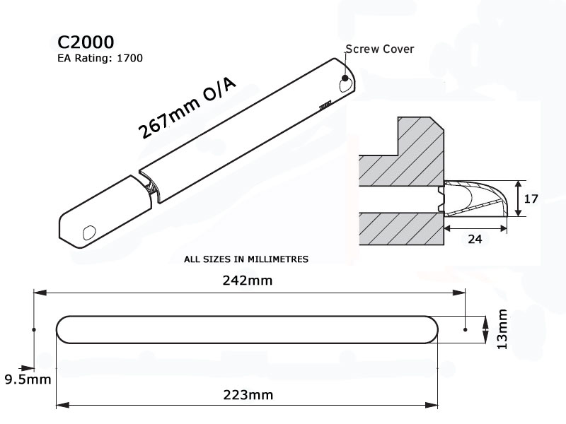 Diagram Image for C2000 External Canopy