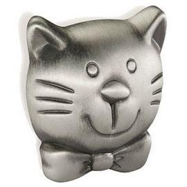 CH164 Metal Cat Cupboard Handle