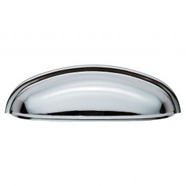 CH438 Shaker Cup Handle in Polished Chrome