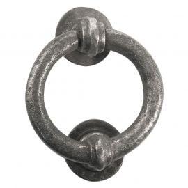 DK3 Pewter Ring Knocker