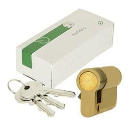 Bs Euro Lock 10 40 Brass