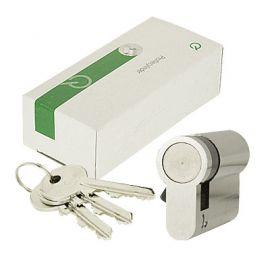 Bs Euro Lock 10 45 Bright Nickel