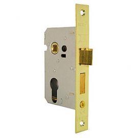 Euro Sash Lock Brass Polished