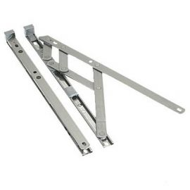 12 Inch Side Hung Restrictor Window Hinge (Left Handed) - H04