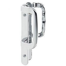 P08 Patio Door Handle Chrome Polished