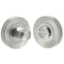 Z101 Escutcheon Lock Cover Chrome Satin