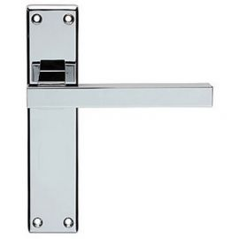 Z63 Stratus latch Interior Door Handles in a chrome polished finish