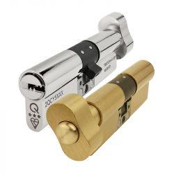 DL41 Orion 3 Star TS007 Anti Snap Thumbturn Locks, 35-35 size