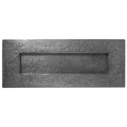 LB7 Pewter Letterplate