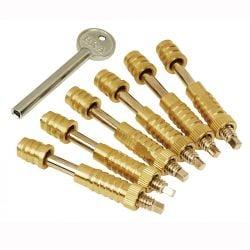 SW17 Sash window Screw locks contents