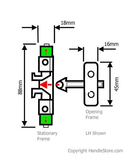 Diagram Image for R02 Egress Window Restrictor