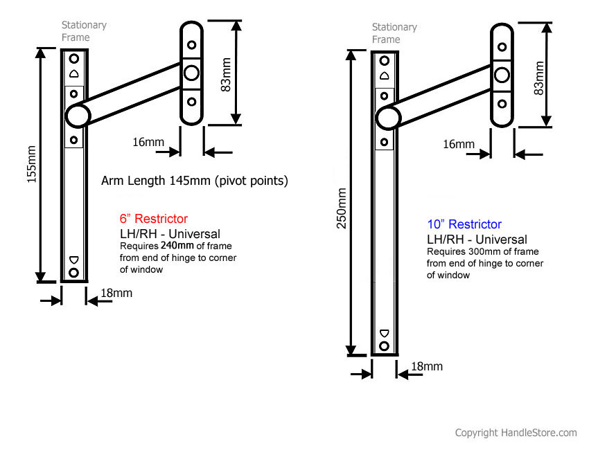 Diagram Image for R03 Window Restrictor