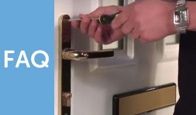 Replacement uPVC Door Handles - How To Replace them