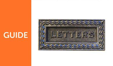Letterboxes Stand The Test of Time