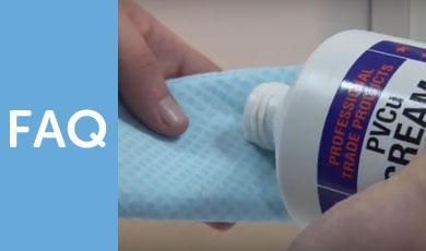 UPVC Frame Cleaner - FAQ's