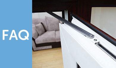 UPVC Door Restrictors - FAQ's