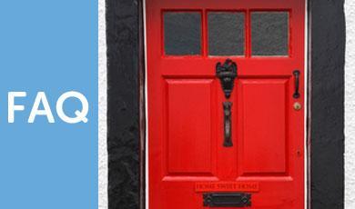 Black Antique Door Furniture - FAQ