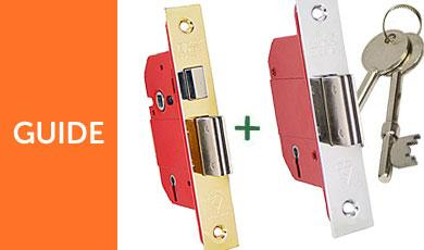 Keyed Alike Mortice Locks Means One Key For All Locks!