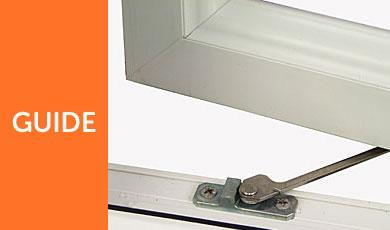 R08 Window Restrictor Installation