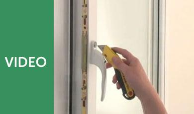 How to Replace a uPVC Window Handle