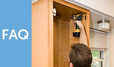 Cabinet Fittings & Accessories - FAQ's