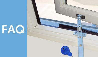Window Stays - FAQ's
