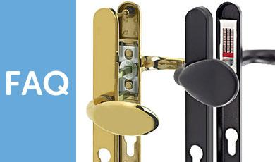 Lever Pad uPVC Door Handles - Learn More About Them