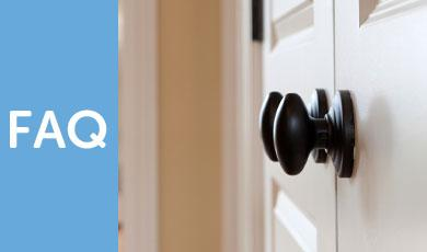 Interior Door Knobs - FAQ's