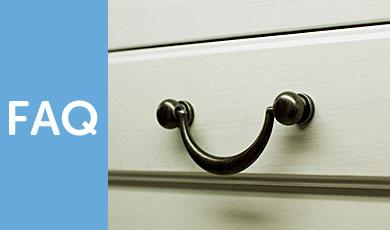 Black Antique Cabinet Handles - FAQ's