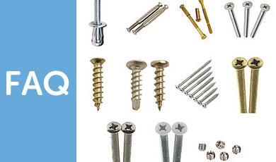 Screws For Handles - FAQ's