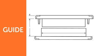 How To Check uPVC Letterbox Sizes (Diagrams)