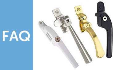 Window Latches For Timber Windows - FAQ's