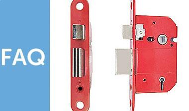 FAQ's DL14 Mortice Sash Locks