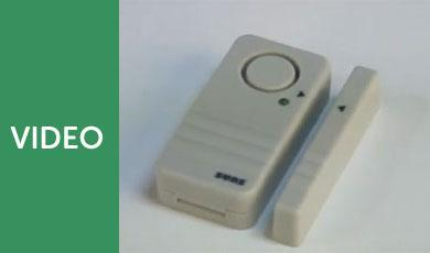 Door and Window Alarms for Your Home