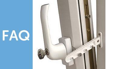FAQ's Window Restrictors