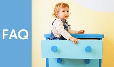 Kids Drawer Knobs - FAQ's