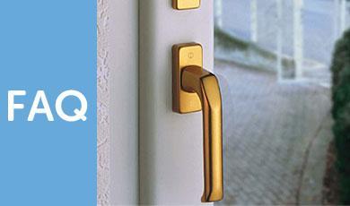 Tilt and Slide Patio Door Handles - FAQ's