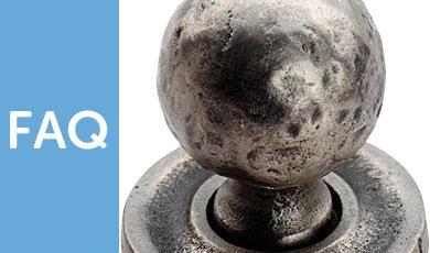 Pewter Cabinet Handles - FAQ's