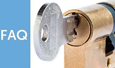 FAQ's Euro Lock Cylinder 6 Pin