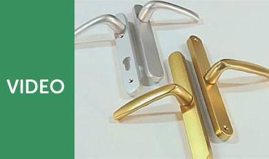 Conservatory Door Handles For uPVC & How To Replace Them