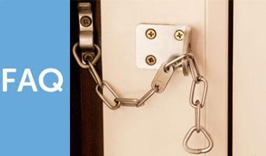 Door Chains - FAQ's