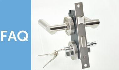 Door Locks & Latches - FAQ's