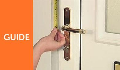 uPVC External Door Handles - How to Find The Correct Ones!